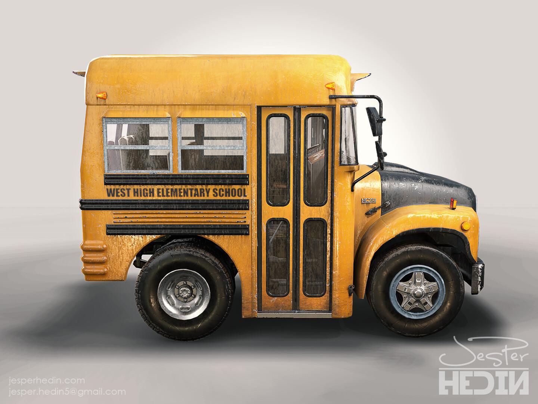 Jesper hedin schoolbus 04