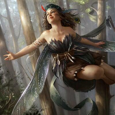 Martina fackova mischiveous fairy2