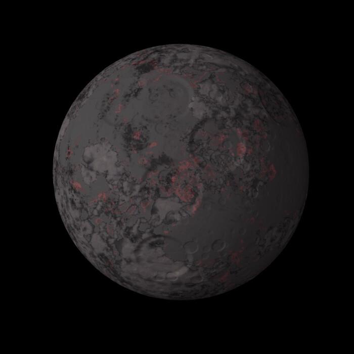 GJ 357 b - the inner most planet.