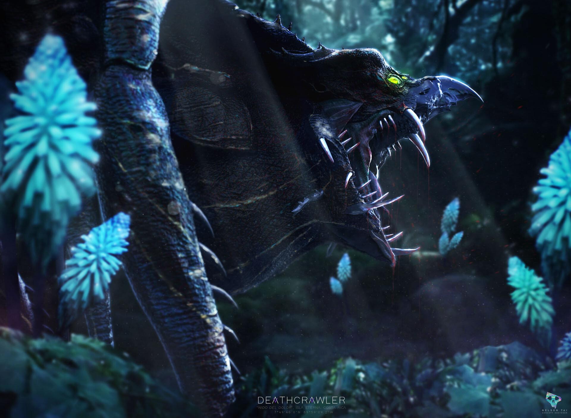 Nelson tai creature dsgn jungleclosea 001a