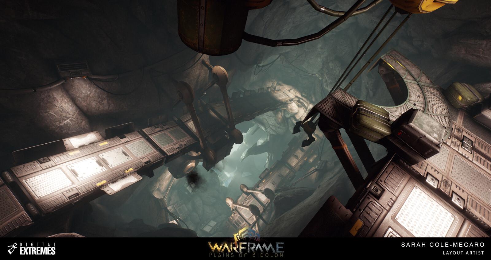 WarFrame: Plains of Eidolon