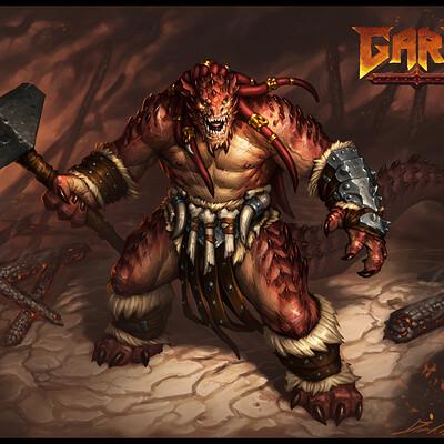 David haire garn barrowmaw