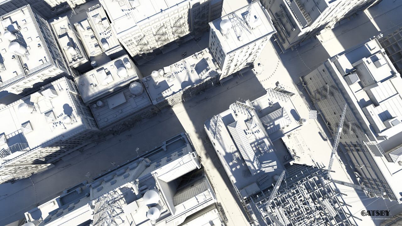 City Environment Modelling
