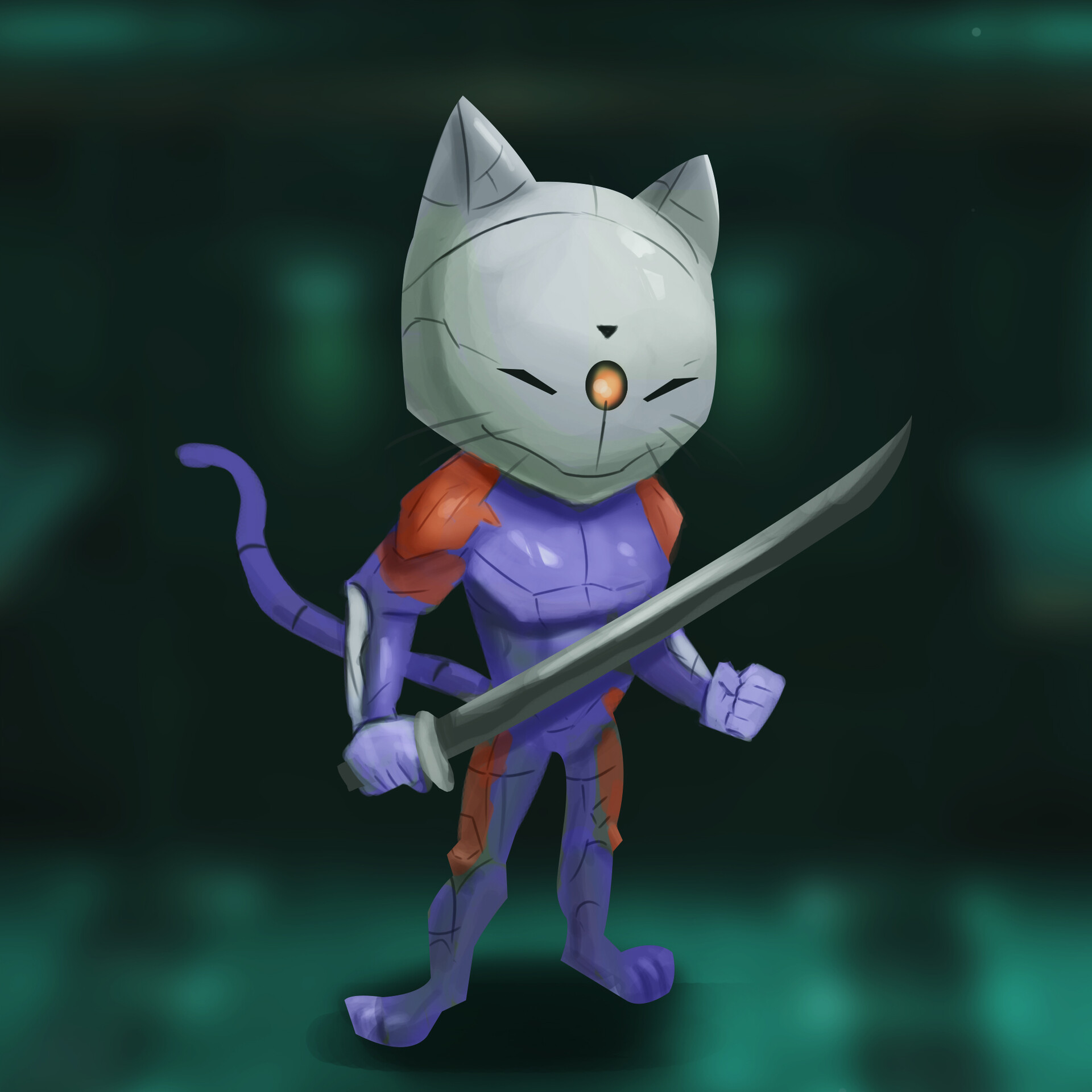 David furnal ninjacat