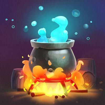 Irem erbilir magic pot2