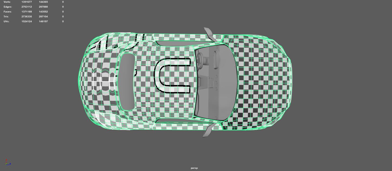 Yi Xiao - hard-surface modeling