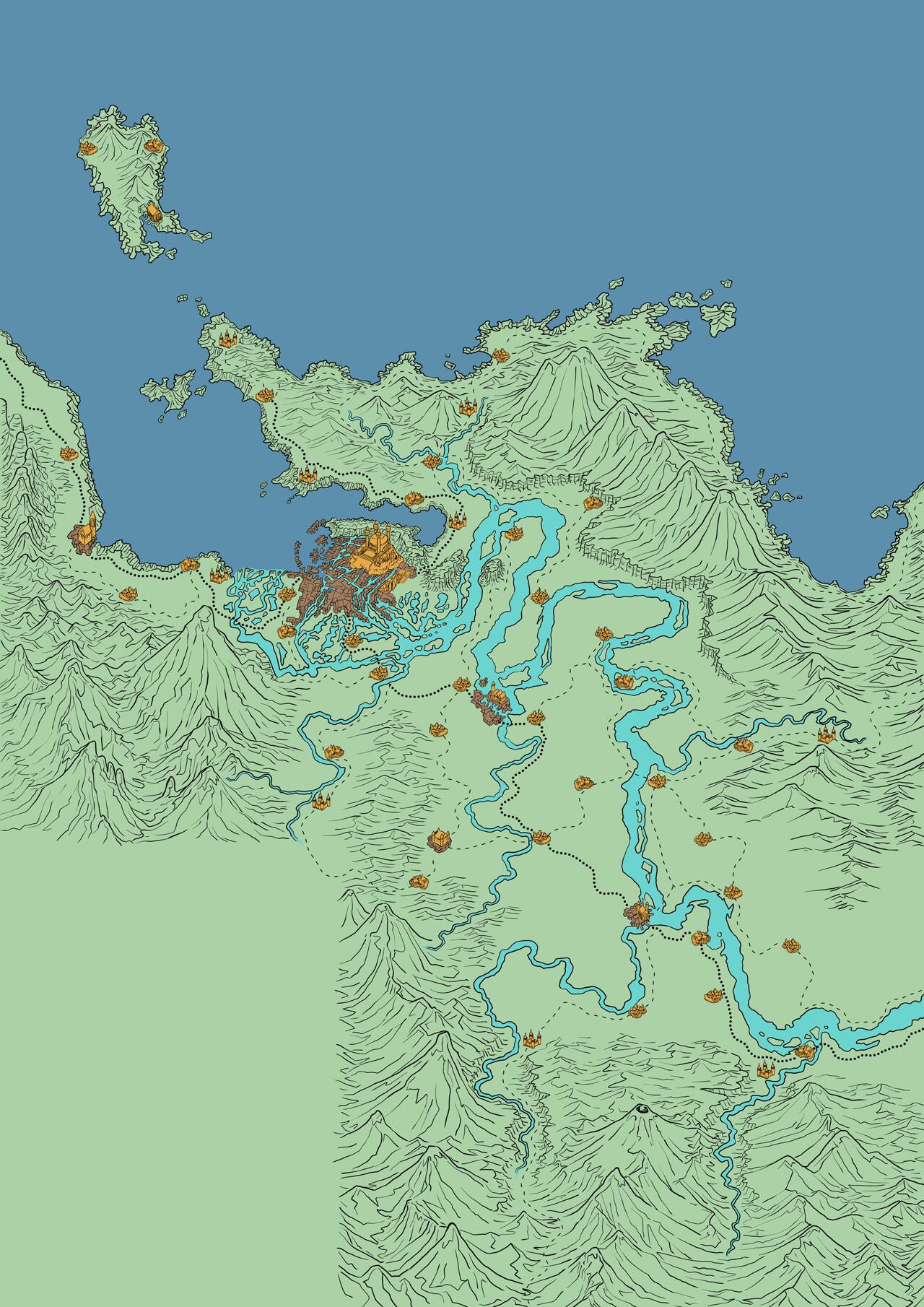 Axelle bouet carte region armanth11