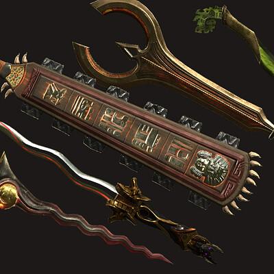 Will powa weapons7
