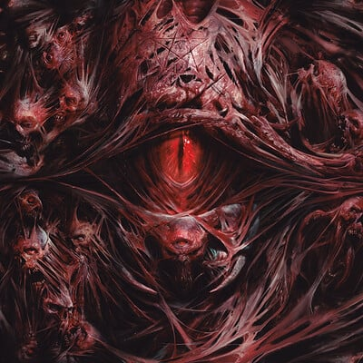 Antonio j manzanedo demon of pain manzanedo version 2