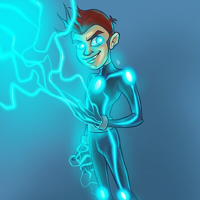 Vito potenza electric kid