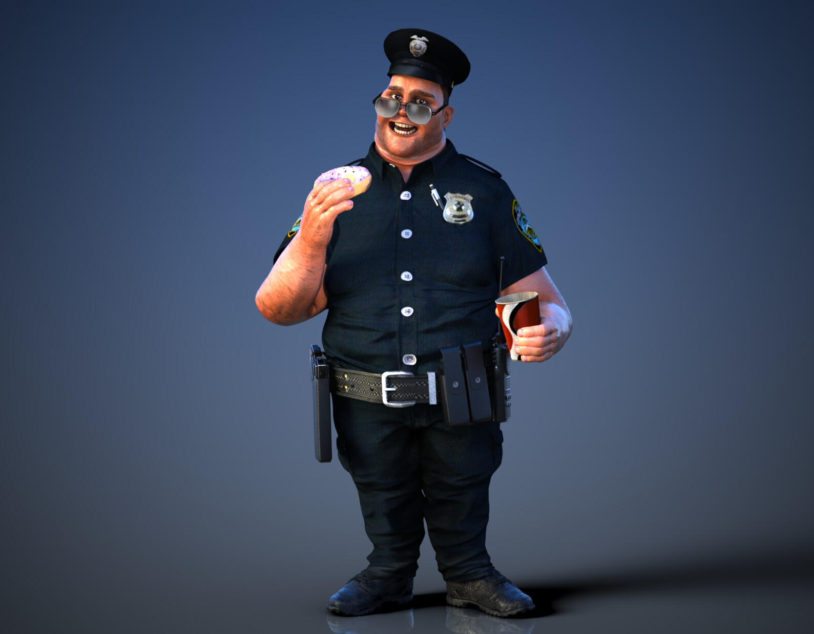 CC3 Officer