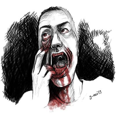 Gokmen yilmazkaya vampir2