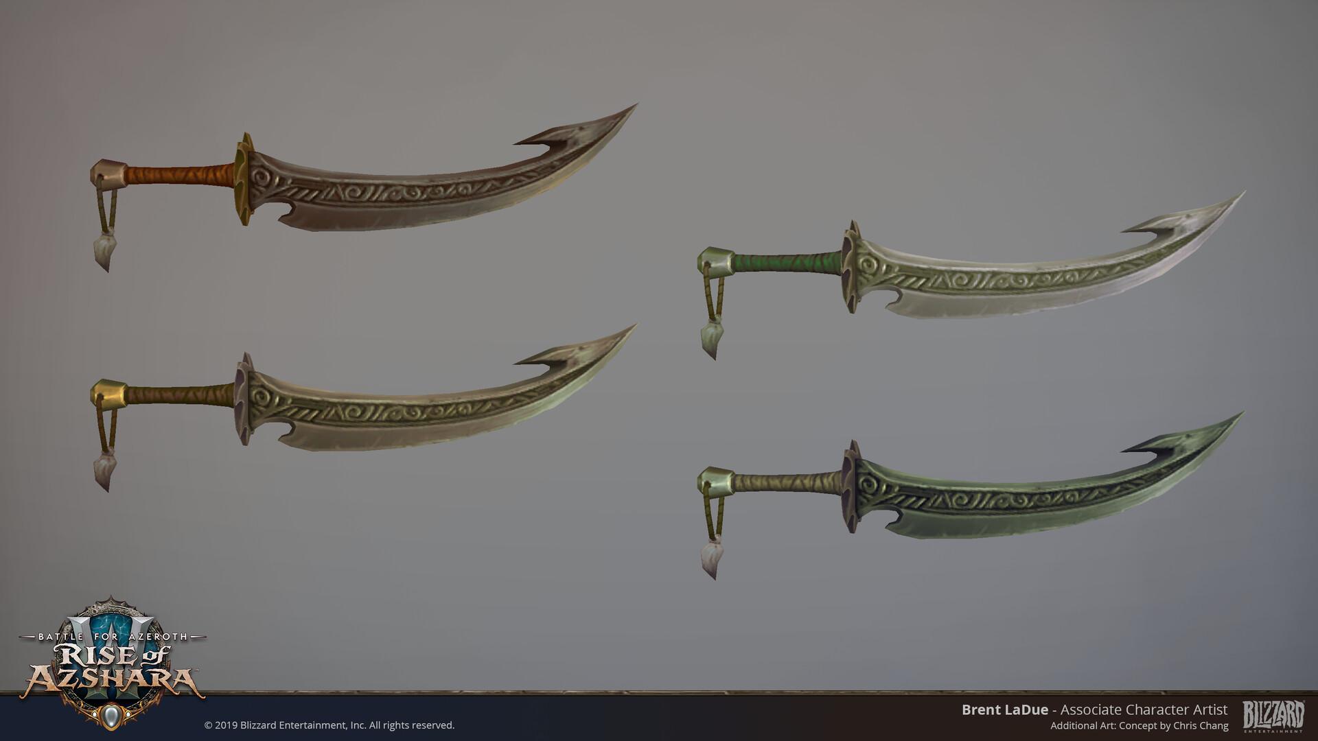 Jinyu Sword