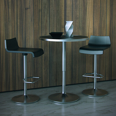 Ste flack table and chairs