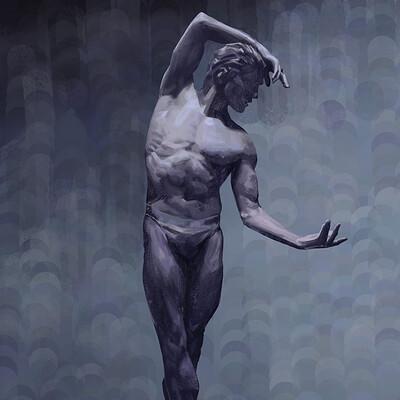 Artur treffner sculpture study1