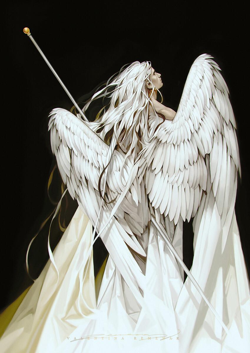 Valentina remenar angel by valentina remenar