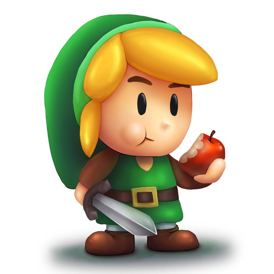 Ramon Mmmmmm Fan Art The Legend Of Zelda Link S Awakening