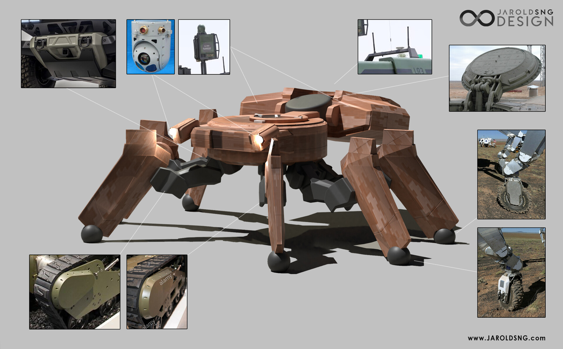 Jarold sng spider tank concept breakdown 01