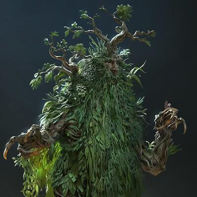 Even amundsen treebeard
