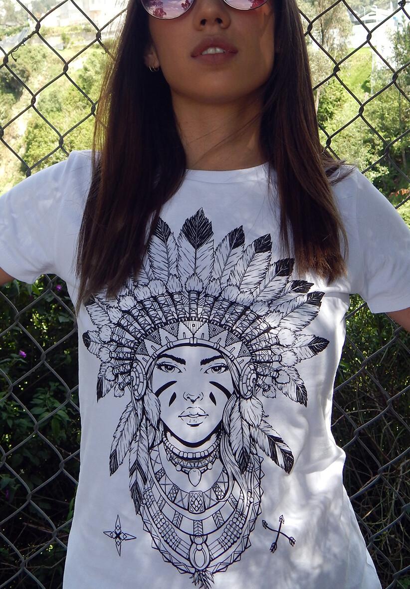 Christian villacis nativa tshirt