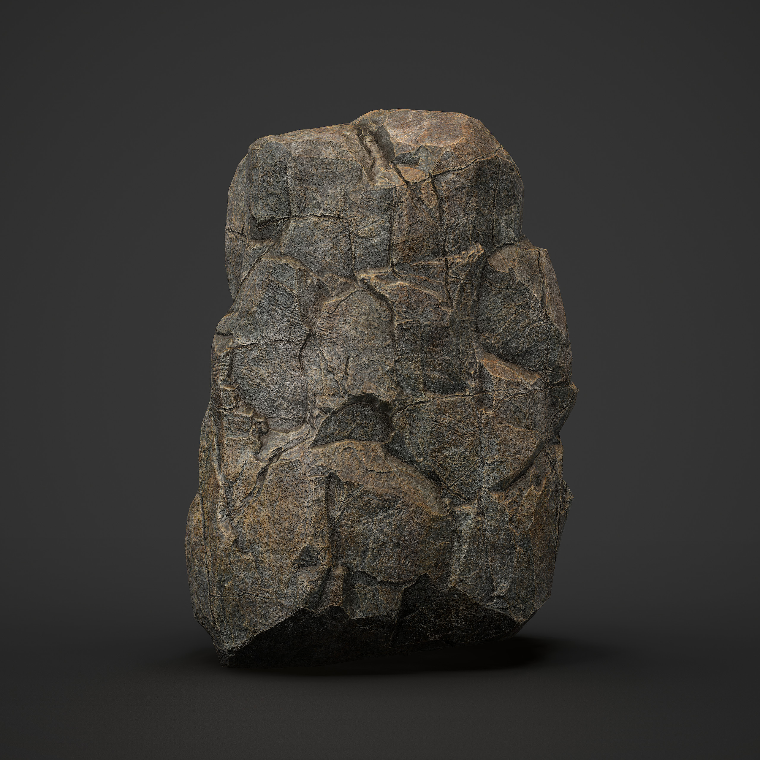 The total rock is 2002 Tris