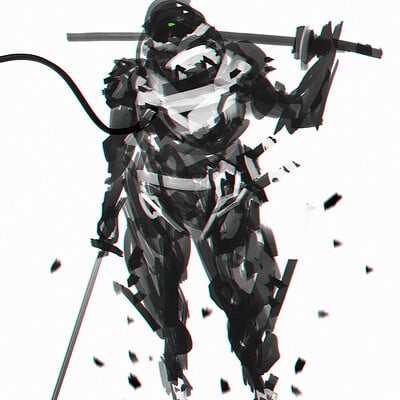 Benedick bana space swordsman 2 lores