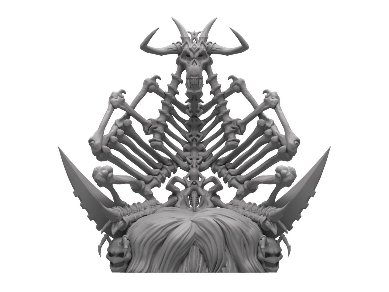 Ben misenar skeletor throne rb 4