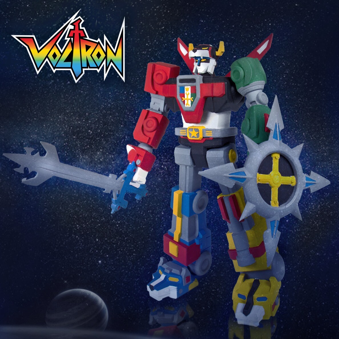 Ben misenar super 7 voltron