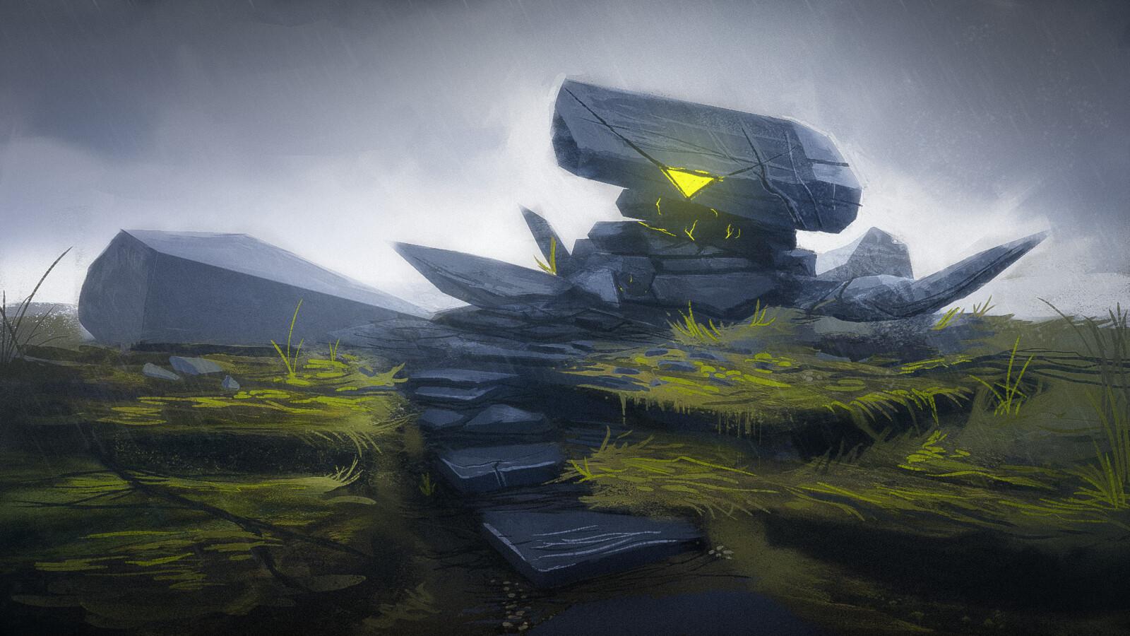 Rock Concept - King Arthur Challenge
