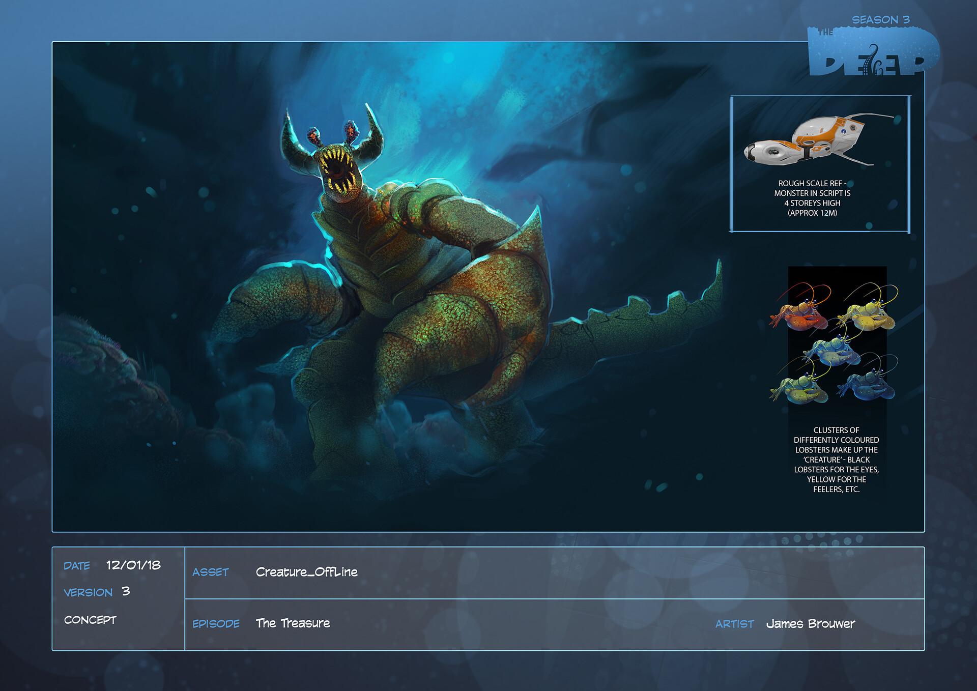 James brouwer creature offline design v003