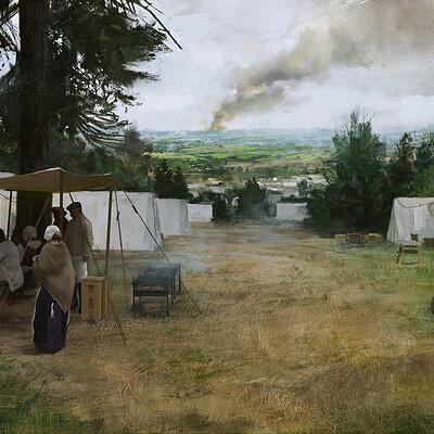 Richard tilbury camp