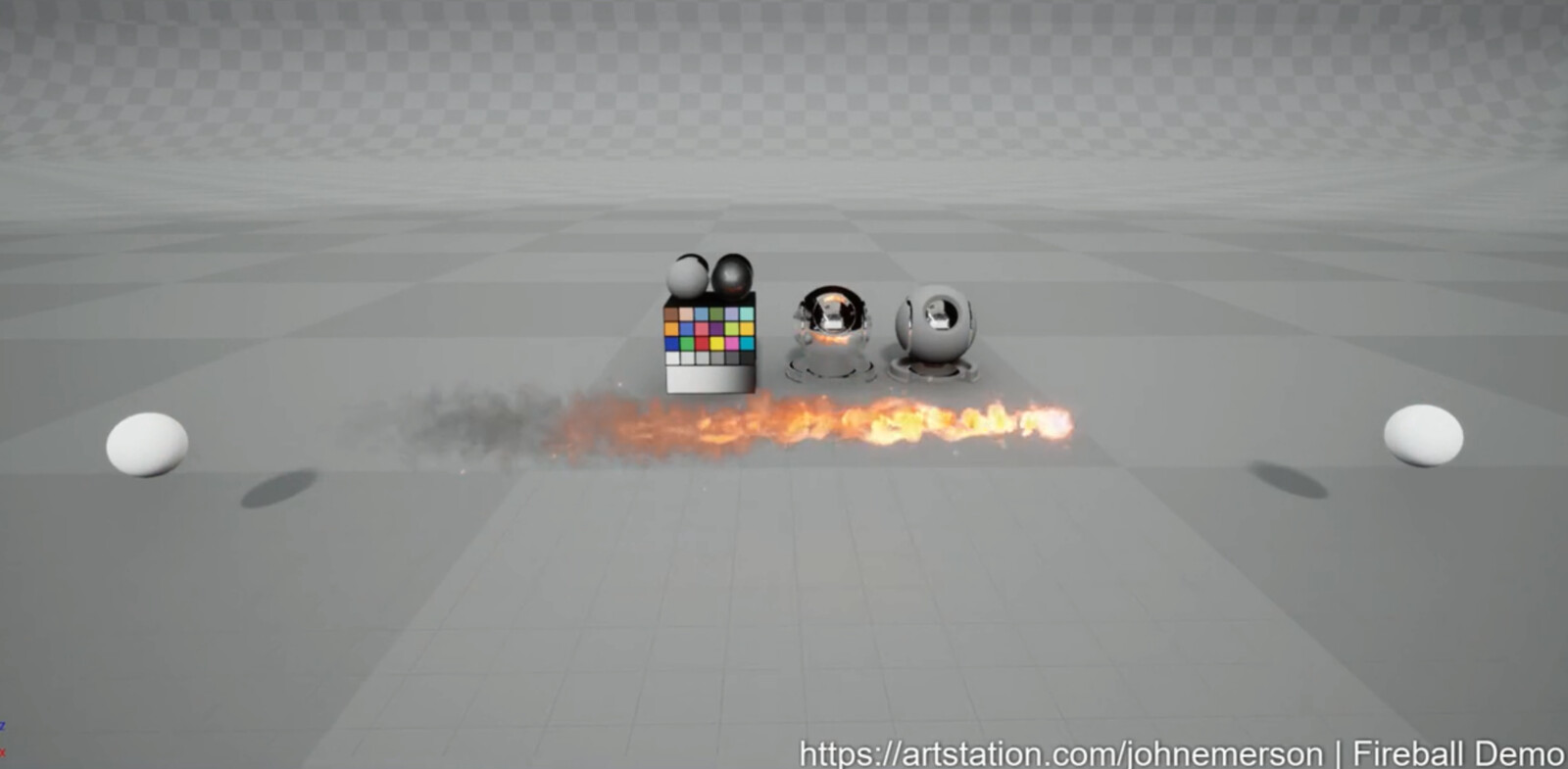Fireball Side Image