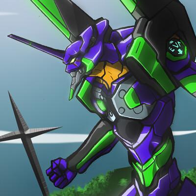Film bionicx eva01