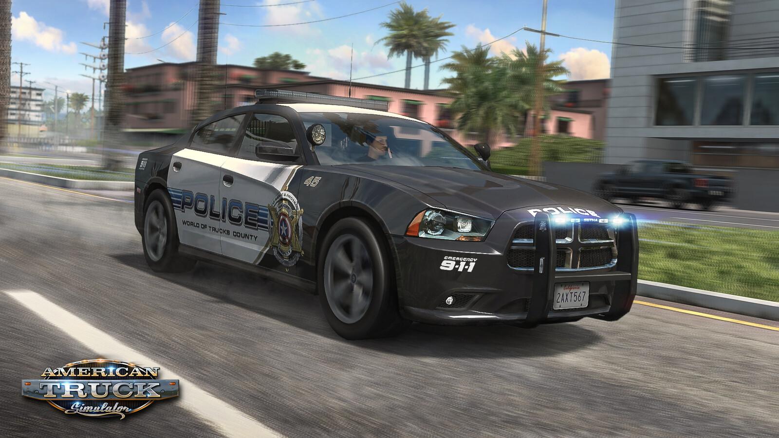 ATS generic Police