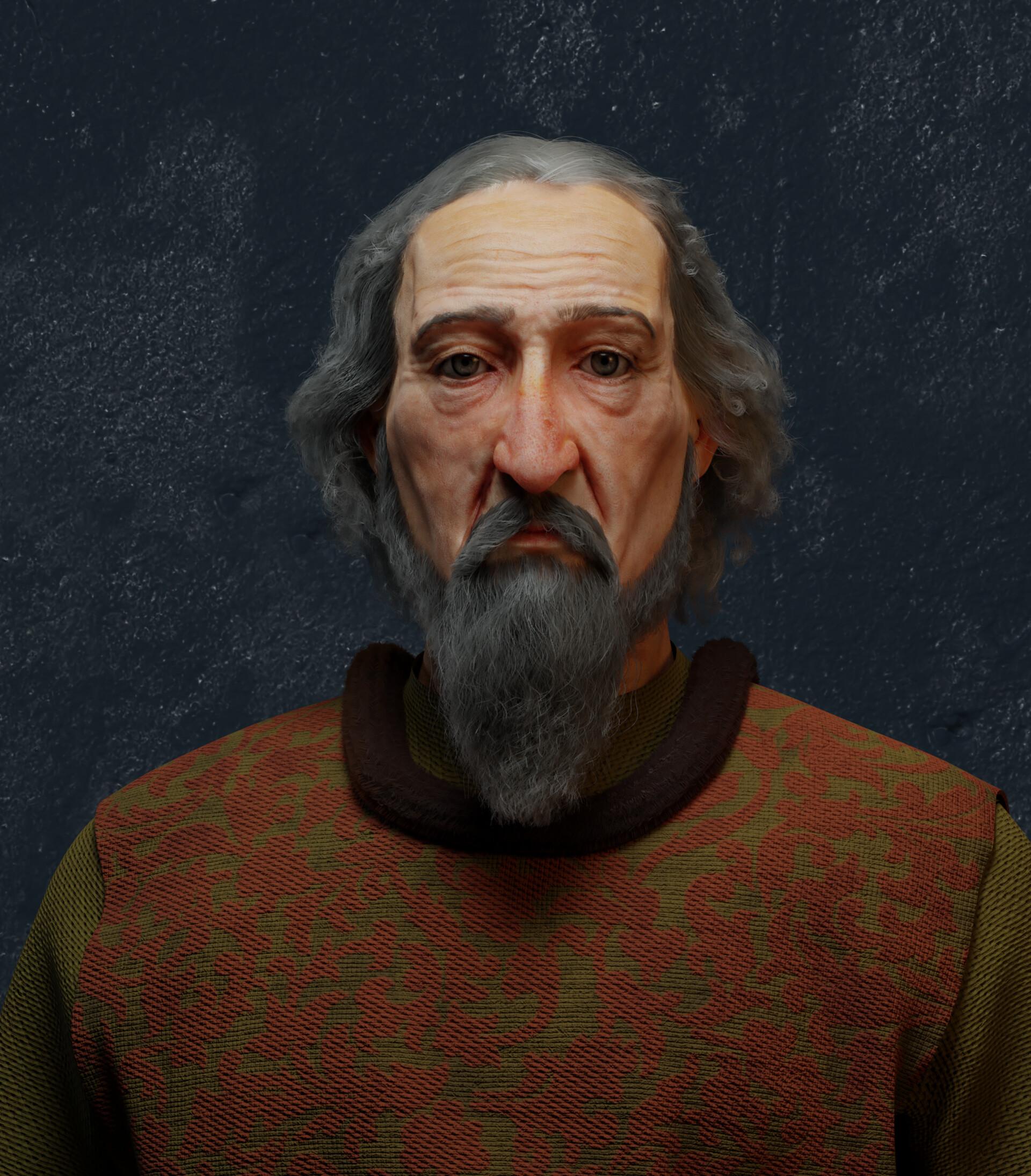 ArtStation - Sigismund, Holy R...