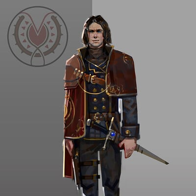 Richard sashigane fiverr character outfit2