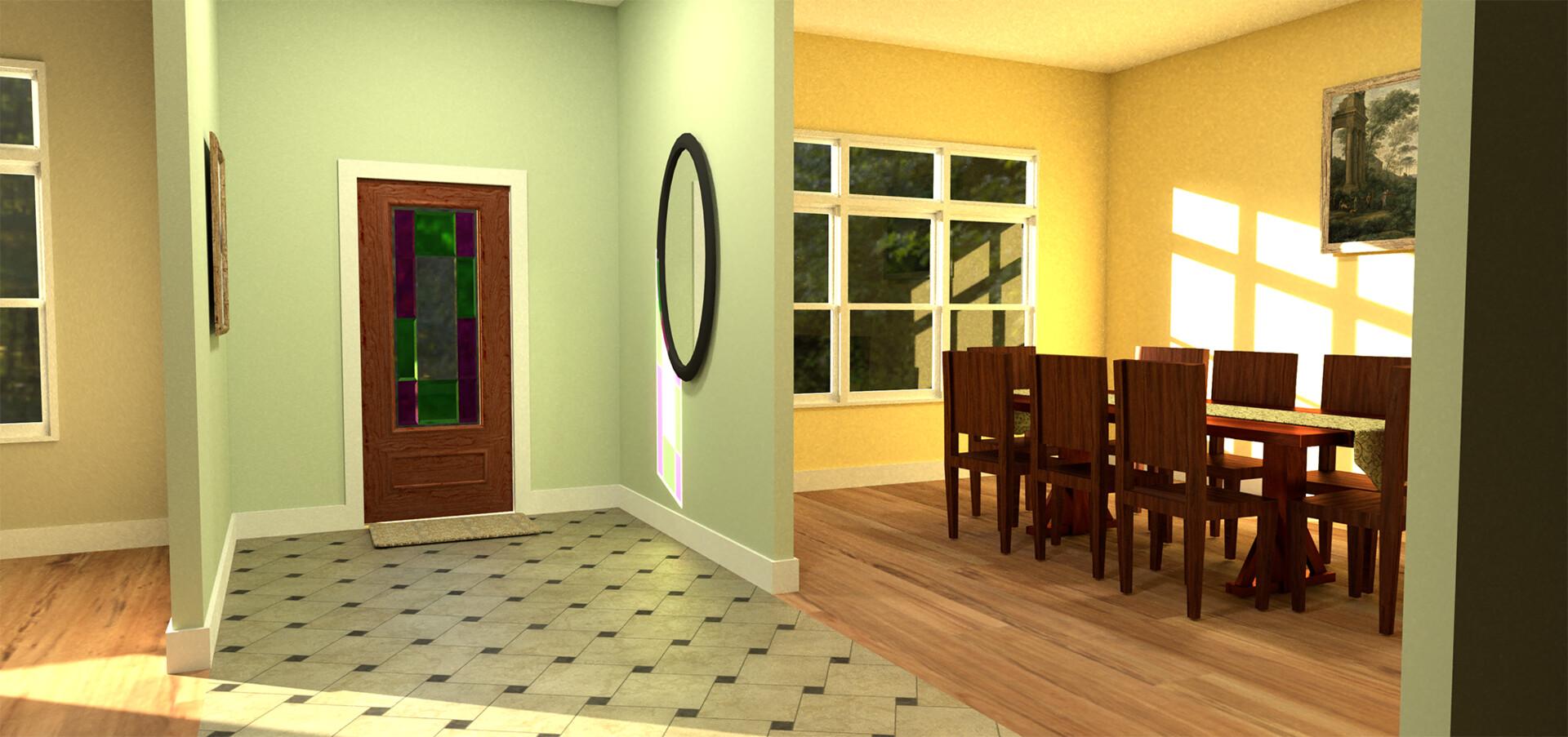 Micah peterson interior room 3