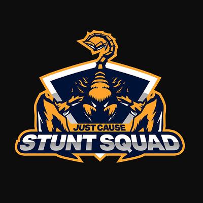Jan wah li jc4 stunt squx logo
