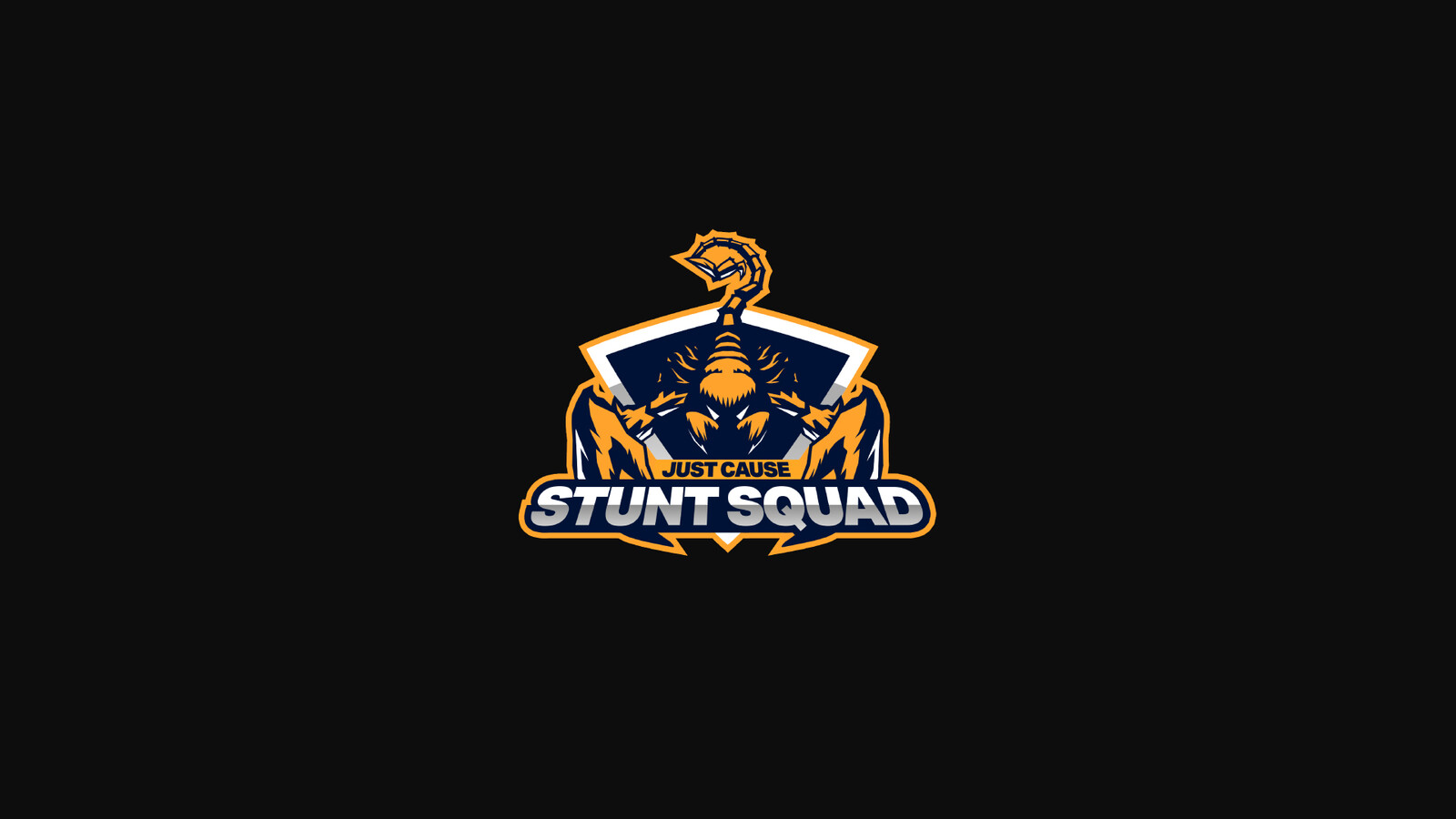 Just Cause 4 Stunt Squad Logo