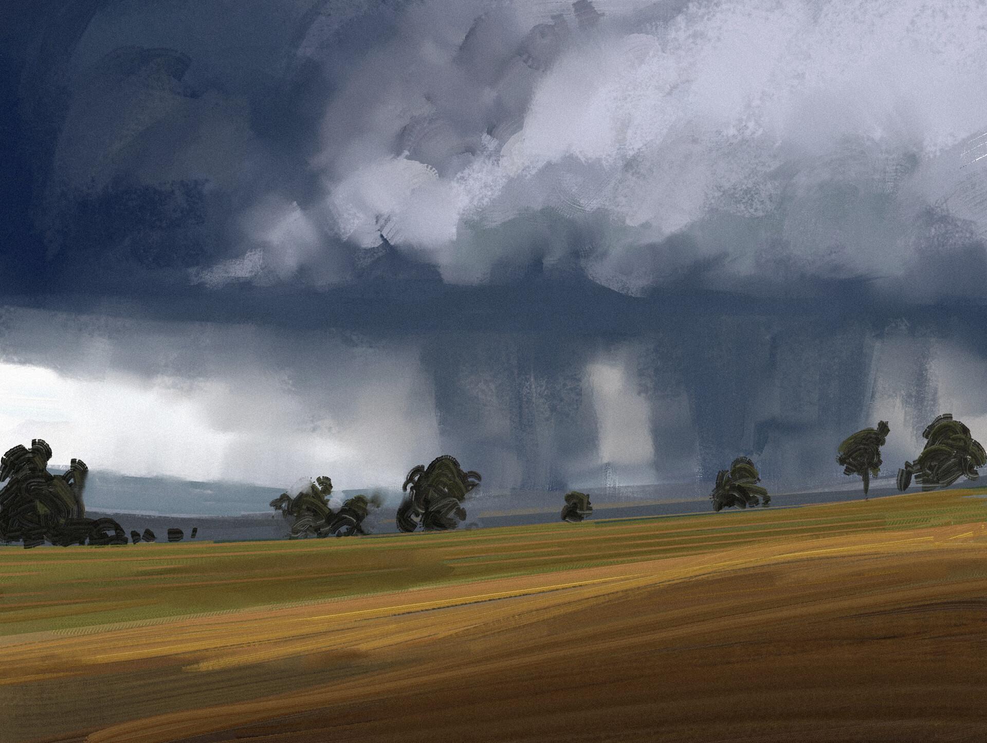 Jack dowell field rain