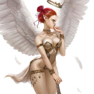 Warmics mario vazquez pouty angel