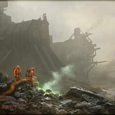 Kait kybar terraformers