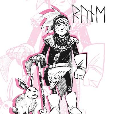 Rune Character Designs