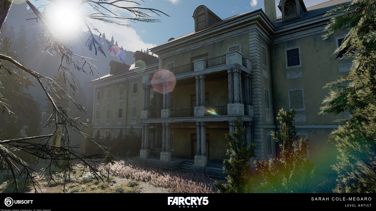 Far Cry 5: St. Francis Veterans Hospital