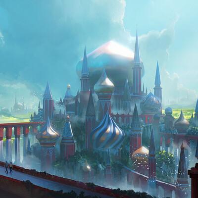 Leon tukker castle fina printas