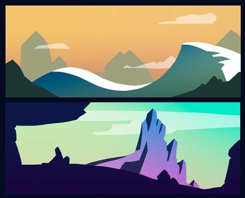 Caroline fangel landscape studies2