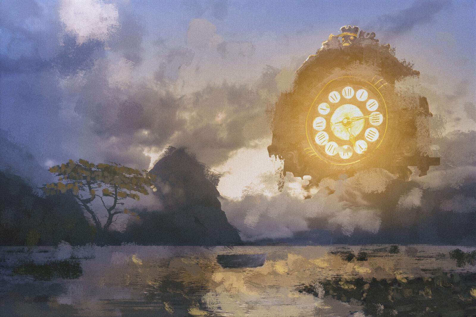 Digital Paintings #1