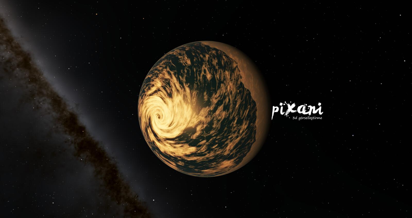 Planets like Earth.