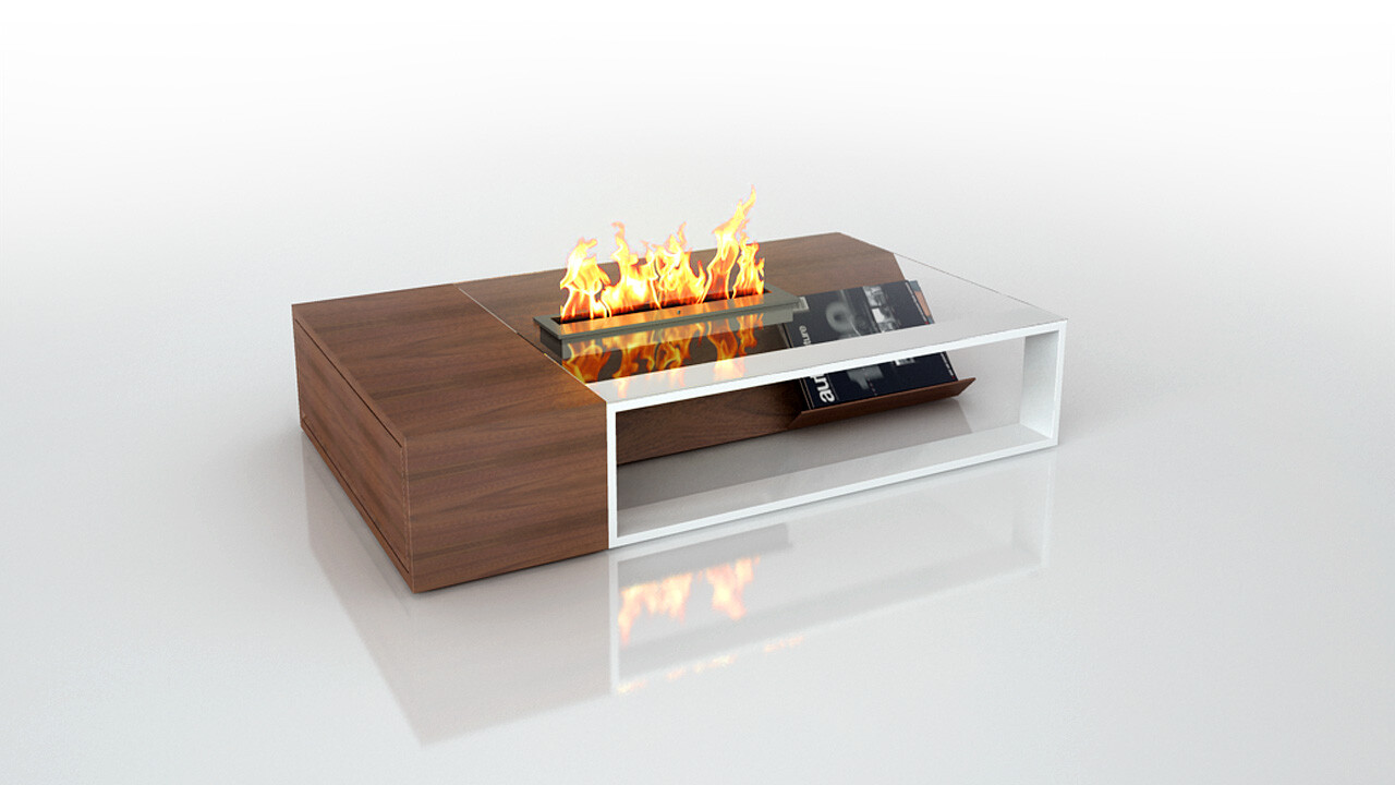 Slope Coffee Table