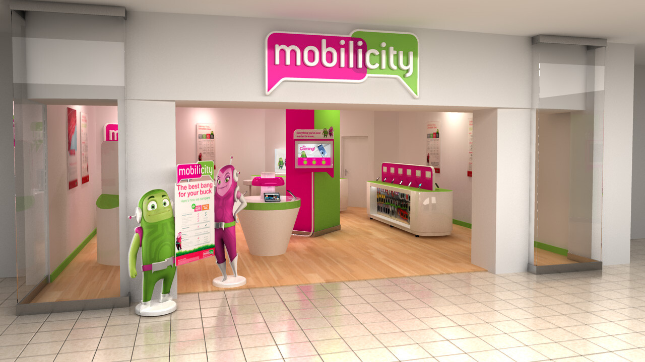 Mobilicity Retail Environment
